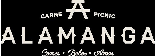 Diseño de logo para Alamanga
