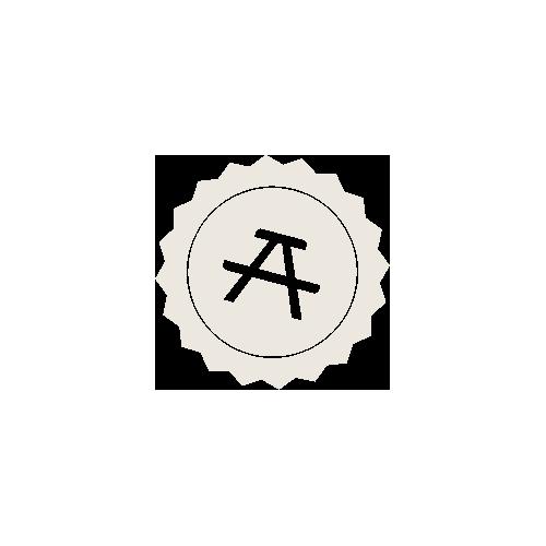 Diseño de sello para Alamanga