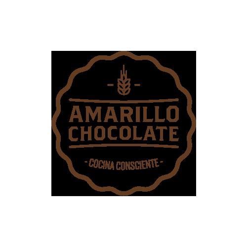 Diseño de logo para Amarillo Chocolate