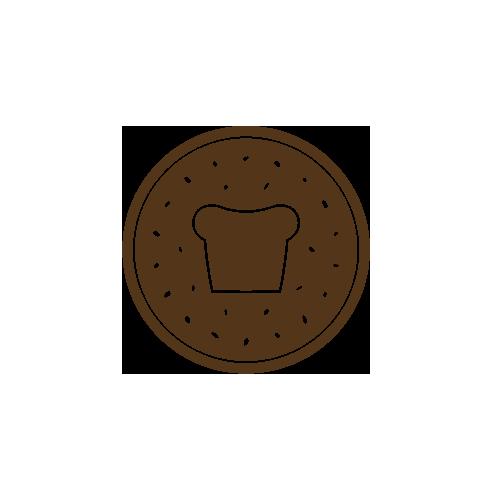 Diseño de sello para La Miguería